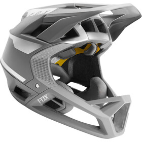 Fox Proframe Quo Casque Homme, pewter